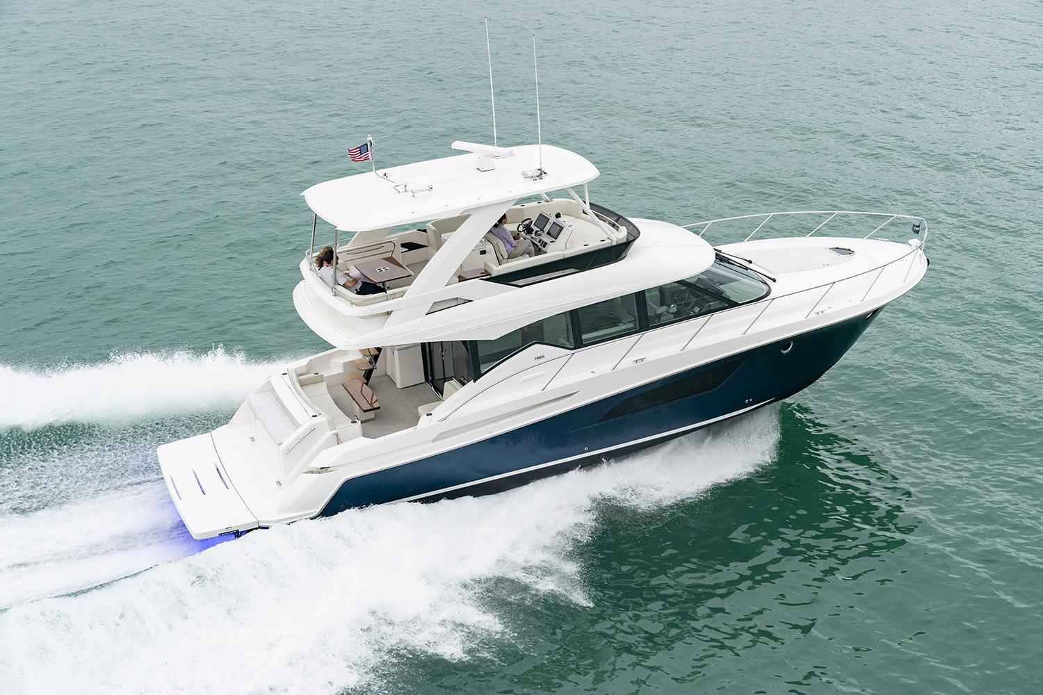 Request Information on the 53 Flybridge