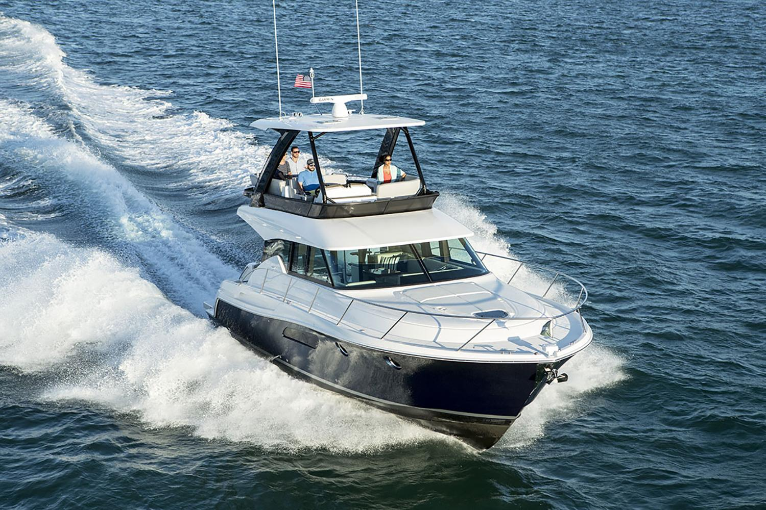 Request Information on the 44 Flybridge