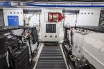 F44 Interior Engine Room