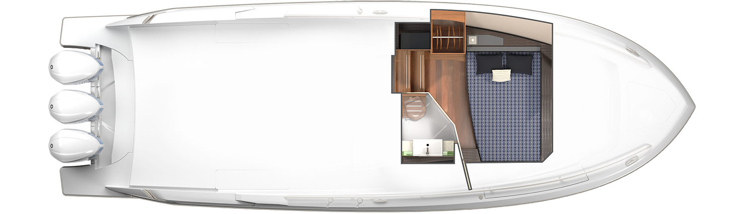 38 LS Interior Plan View